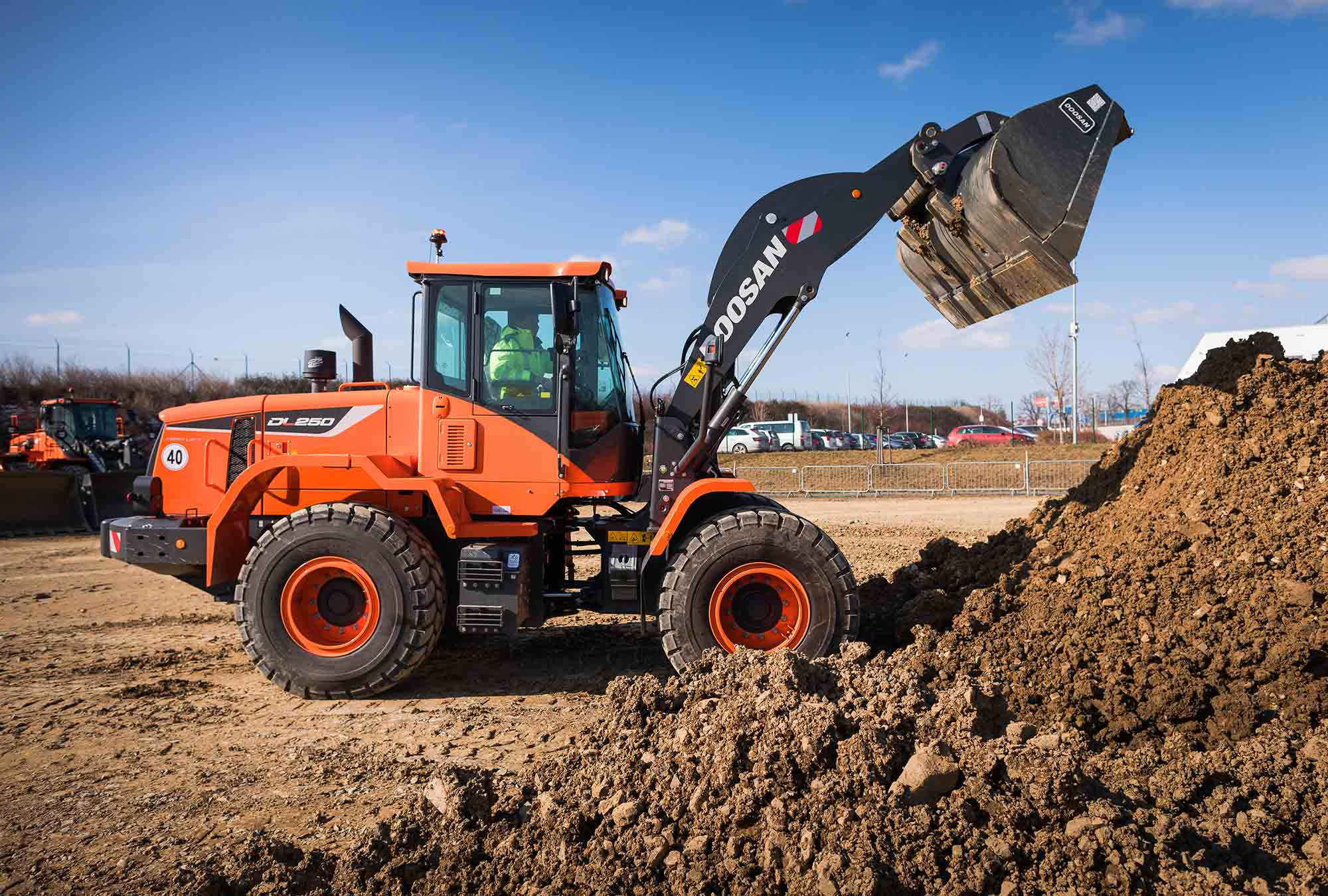 DL250-5 | Doosan Infracore Europe
