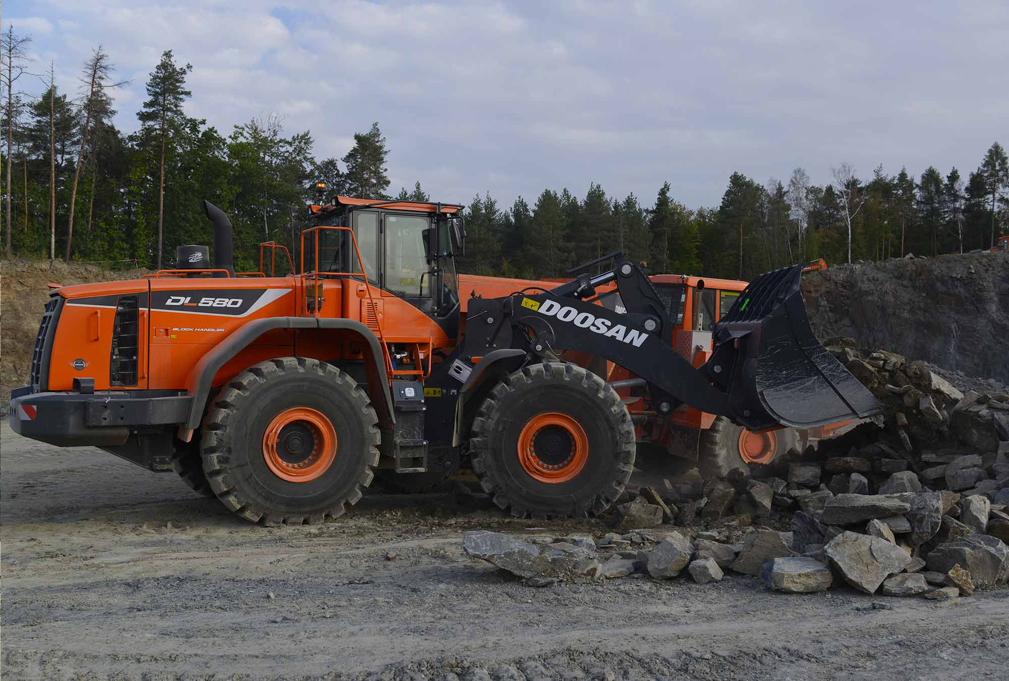 DL580-5 | Doosan Infracore Europe