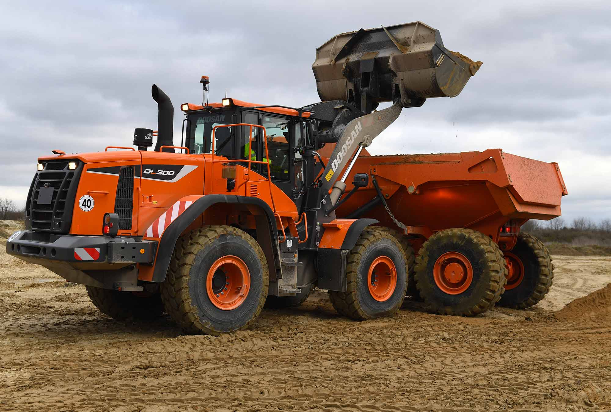 DL300-5 | Doosan Infracore Europe